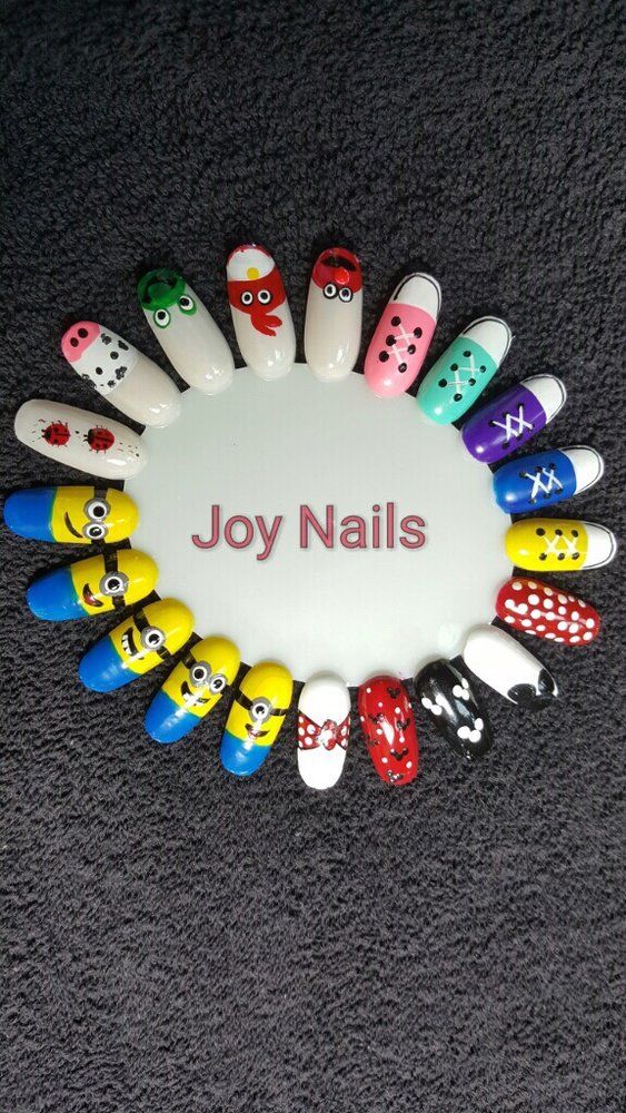 Cute nail art ideas! - Yelp