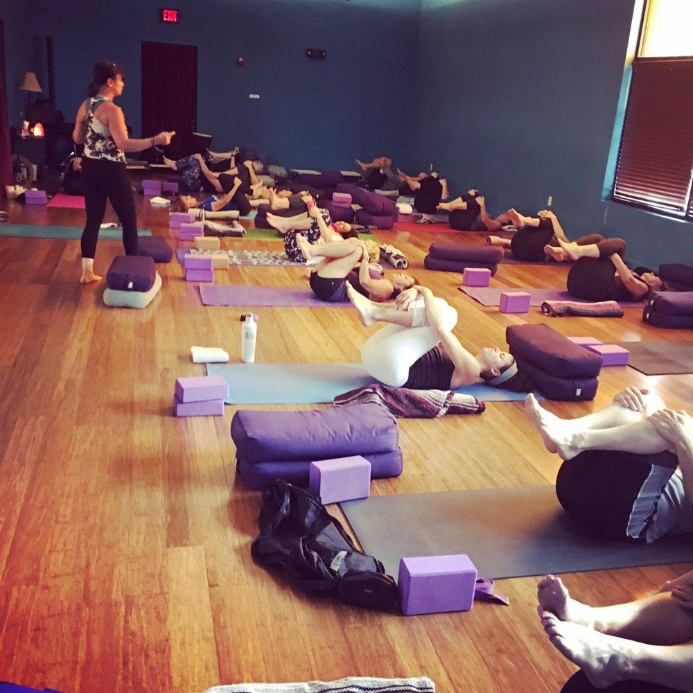 Lotus Yoga & Wellness Spa: 14872 Metcalf Ave, Overland Park, KS
