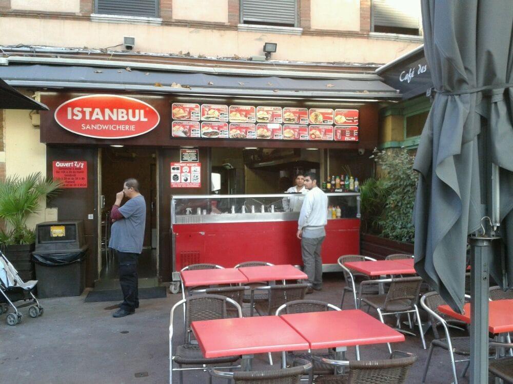 istanbul 10 avis kebabs 46 bd lazare carnot saint georges toulouse restaurant avis. Black Bedroom Furniture Sets. Home Design Ideas