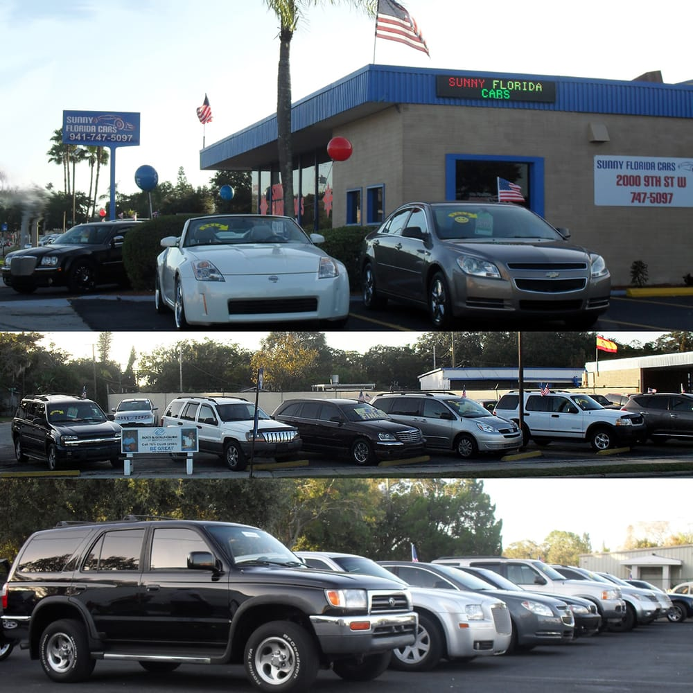Dealers: Sunny Florida Cars