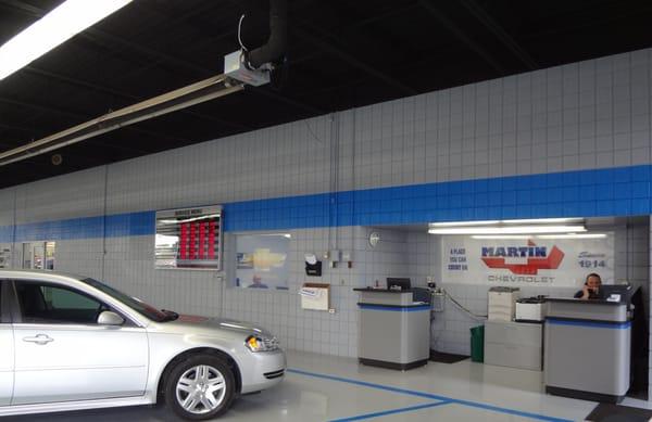 Martin Chevrolet Sales Inc 8800 Gratiot Rd Saginaw Mi Auto Dealers