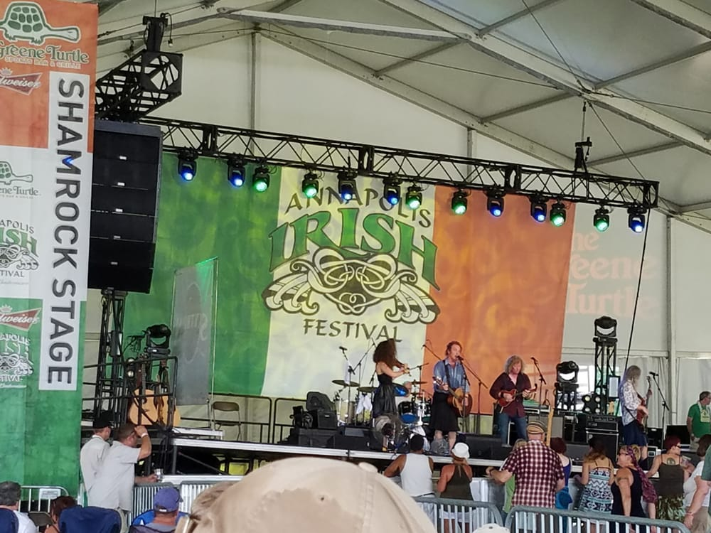 Annapolis Irish Festival: 1450 Generals Hwy, Crownsville, MD