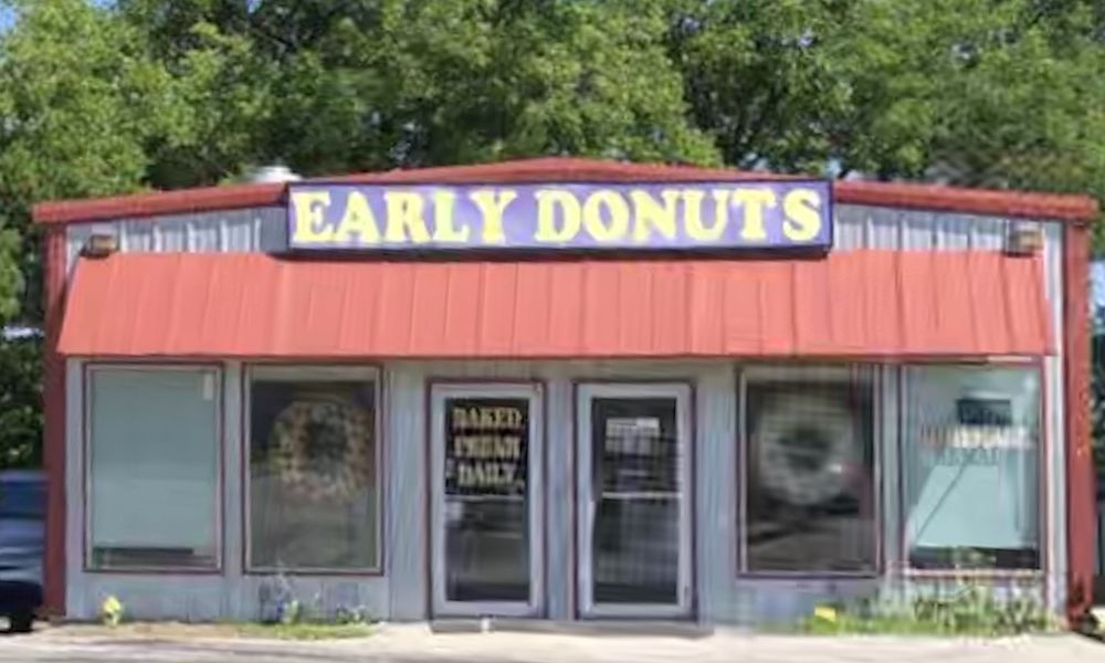 Early Donuts: 938 Early Blvd, Early, TX