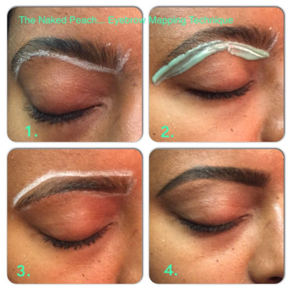 Our Eyebrow Mapping Technique For Perfect Brows Every Time Yelp