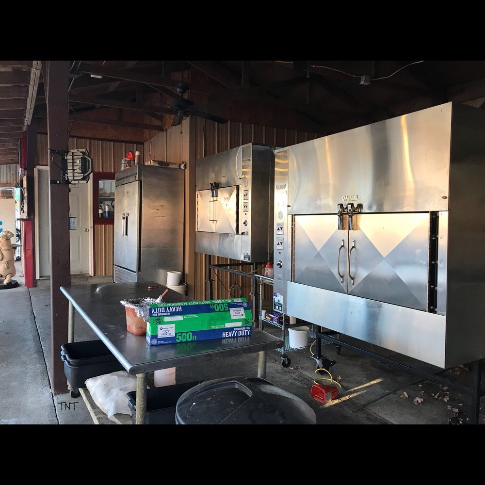 Kentucky Hillbilly BBQ: 51 Green St, Wickliffe, KY