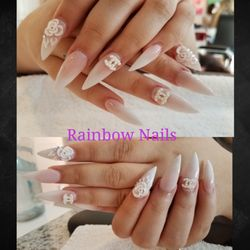 Photo Of Rainbow Nails Federal Way Wa United States