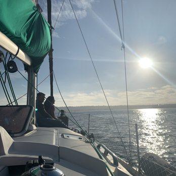 Green Sailing & Tour - 2803 Emerson St, Fleetridge, San