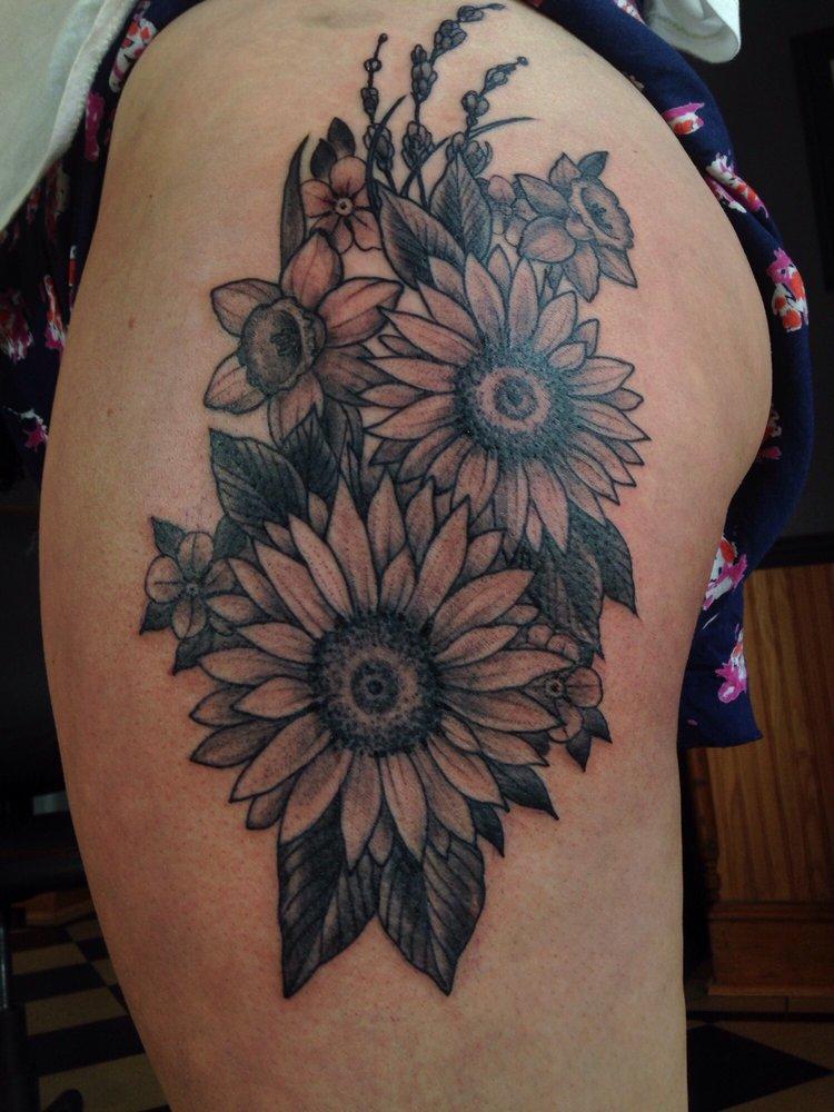 Your Flesh Tattooing: 1849 Main Ave, Durango, CO