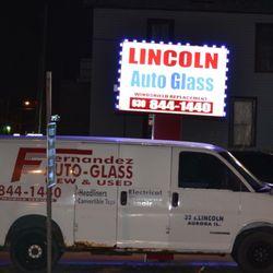 Lincoln Auto Glass Auto Glass Services 32s Lincoln Ave Aurora