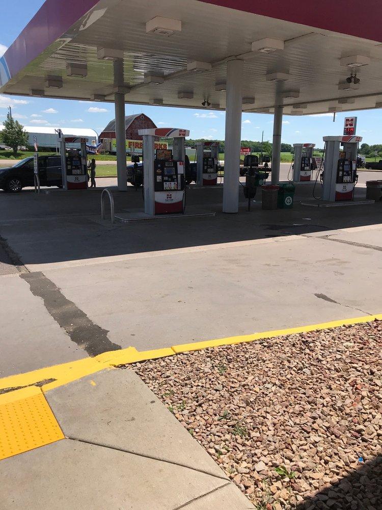 Cadott Cenex Truck Stop: 641 State Hwy 27, Cadott, WI