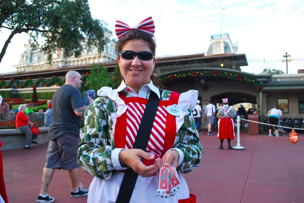 Mickey's Very Merry Christmas Party: 3111 World Dr, Lake Buena Vista, FL
