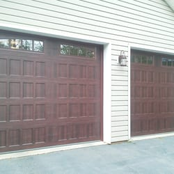 Photo Of Garage Door Specialists   Morganton, NC, United States. Recessed  Panel Design