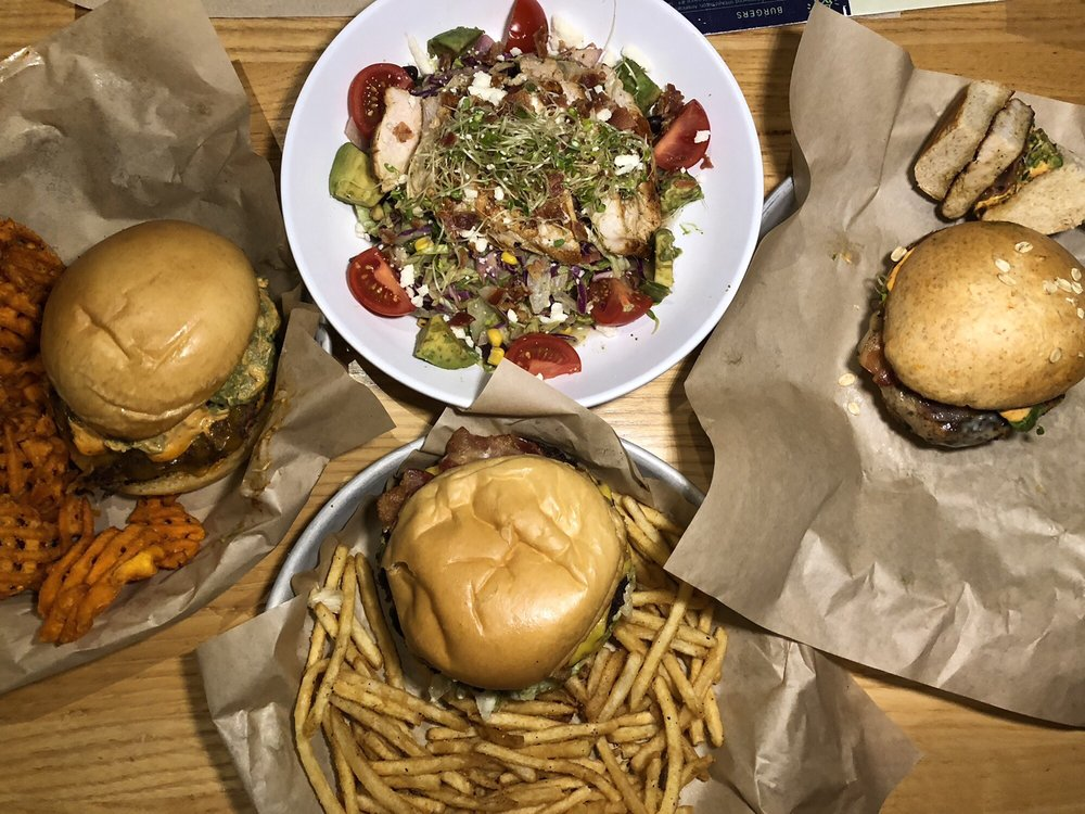 Grub Burger Bar: 2470 Briarcliff Rd, Atlanta, GA