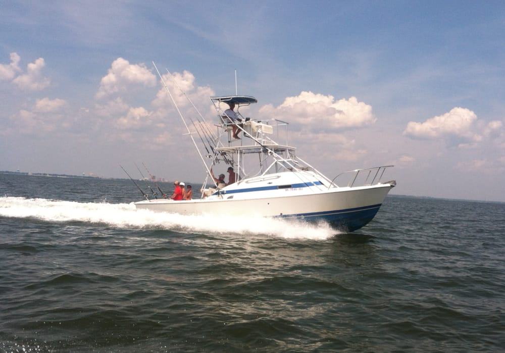 Spray ya later fishing charters 36 fotos bootsverleih for Mississippi fishing charters