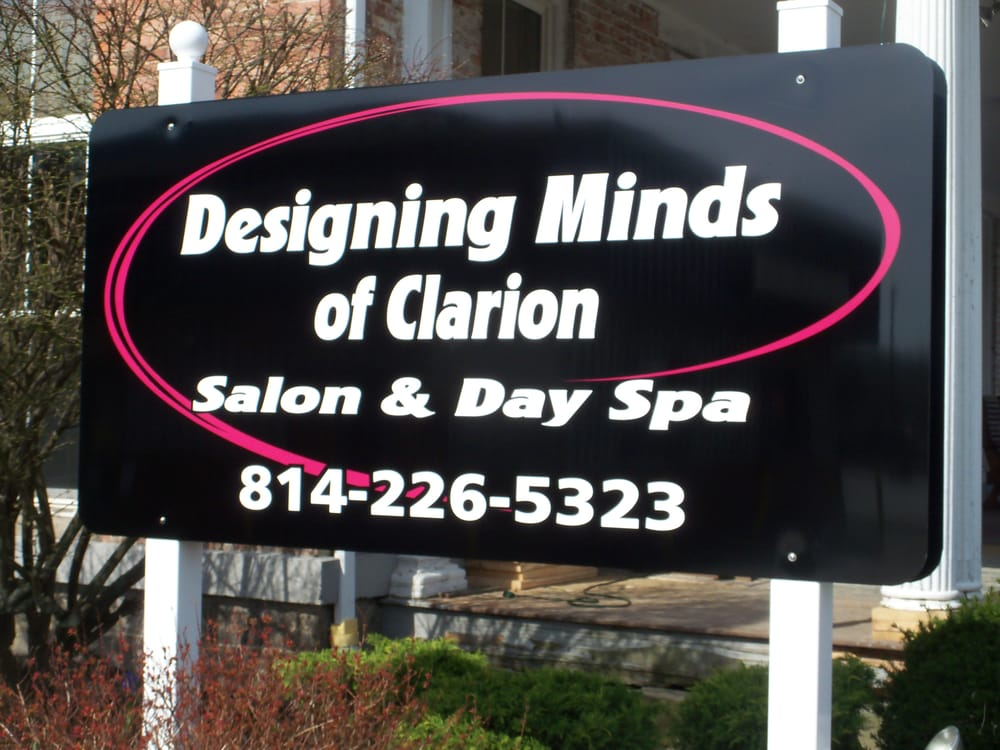 Designing Minds of Clarion: 21 N 6th Ave, Clarion, PA