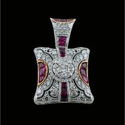 Photo Of Mark Peter S Diamond Designs Plainfield Il United States Ruby And