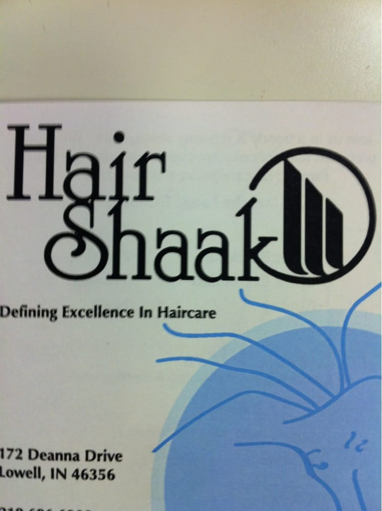 The Hair Shaak: 172 Deanna Dr, Lowell, IN