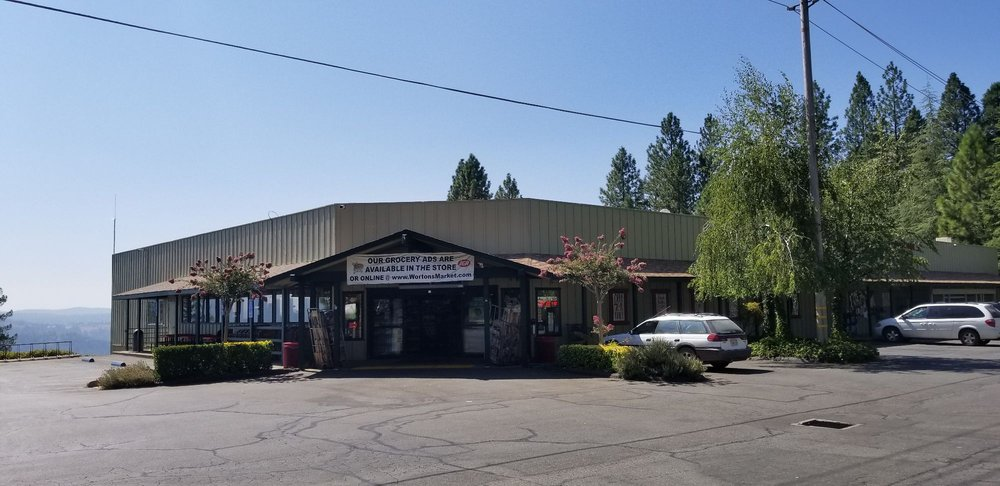 Worton's Market: 23140 Foresthill Rd, Foresthill, CA