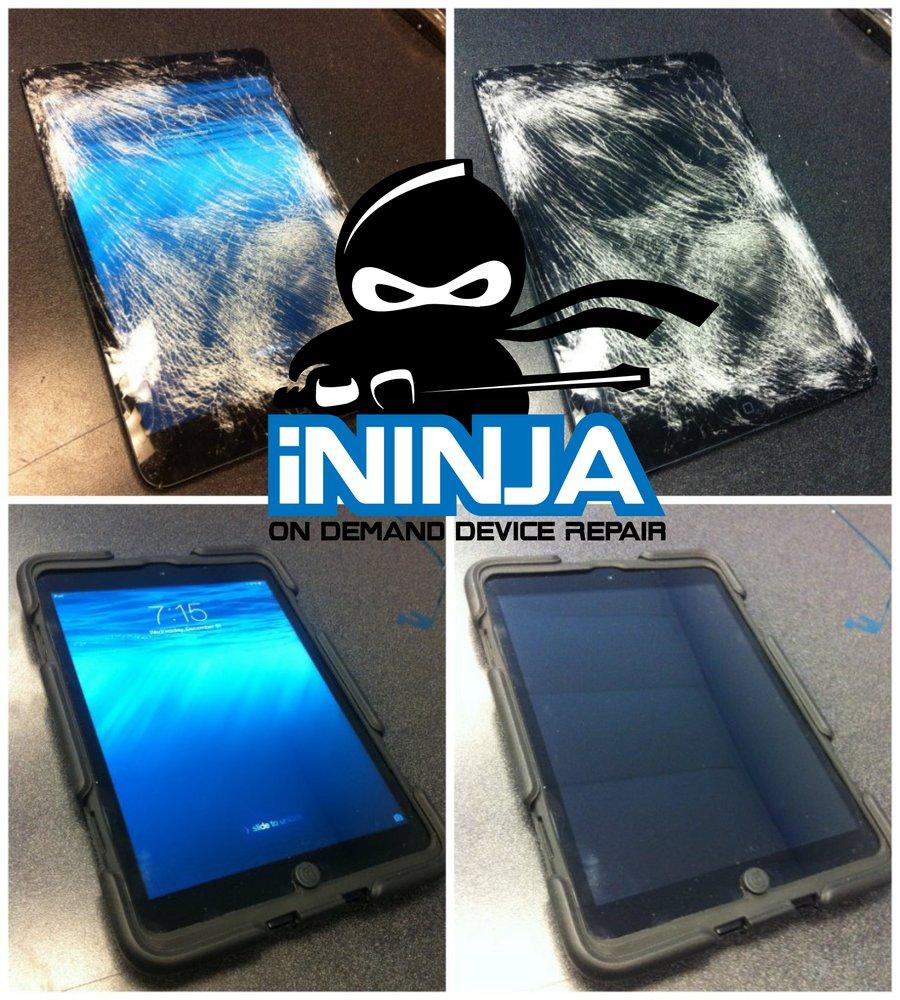 iNinja iPhone Repair: iPhone Repair On Demand