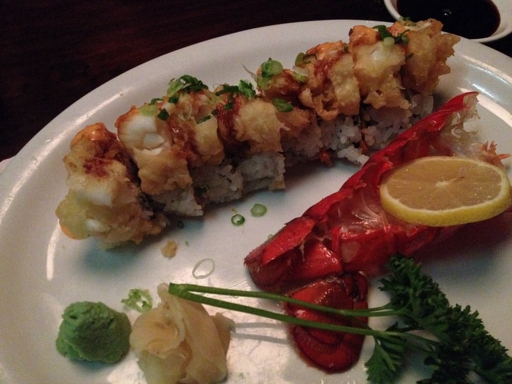 But first lobster rolls yum yelp for Asia sushi bar and asian cuisine mashpee