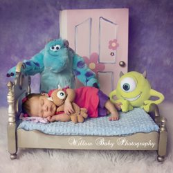 Photo Of Willow Baby Photography
