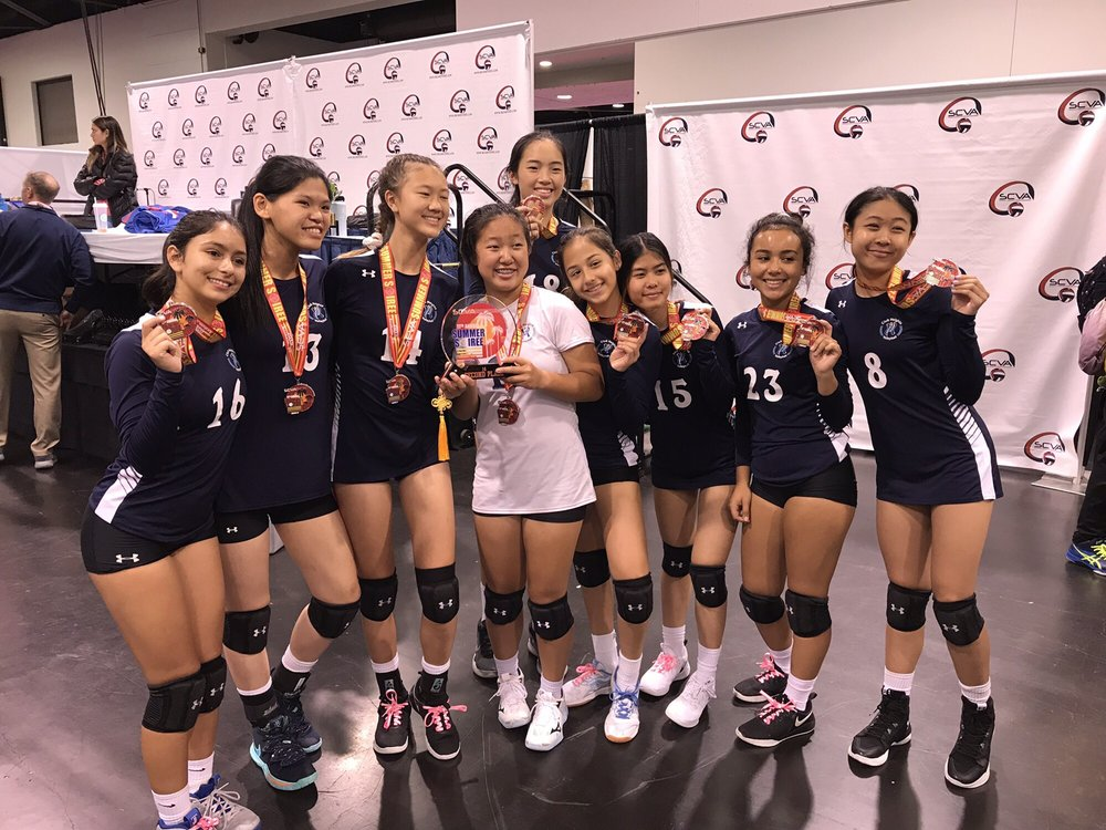 Club Heights Volleyball: 150 N Grand Ave, West Covina, CA