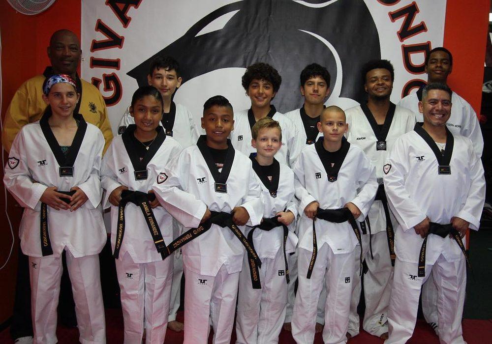 Givans Taekwondo: 4851 Lone Tree Way, Antioch, CA