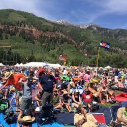 Telluride Bluegrass Festival 2014