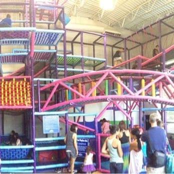 Photo Of Adventureplex Manhattan Beach Ca United States Inside Play Area