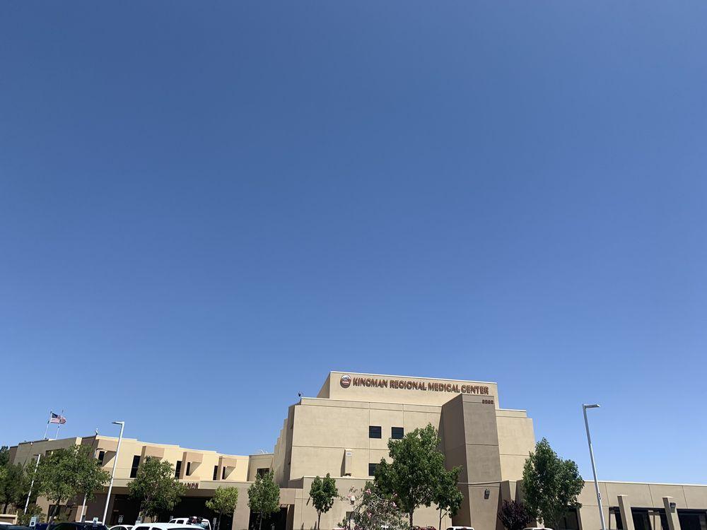 Kingman Regional Medical Center: 3269 N Stockton Hill Rd, Kingman, AZ