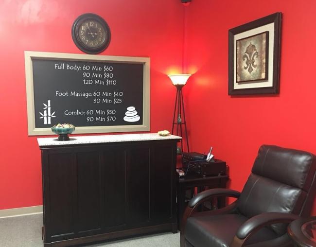 Back  & Body Massage: 608 Tulip Dr, Bonner Springs, KS