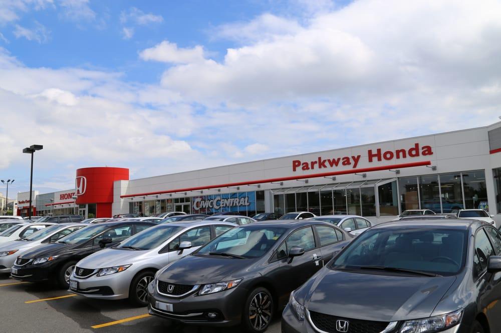 Parkway honda 49 photos 19 reviews car dealers for Honda dealer phone number