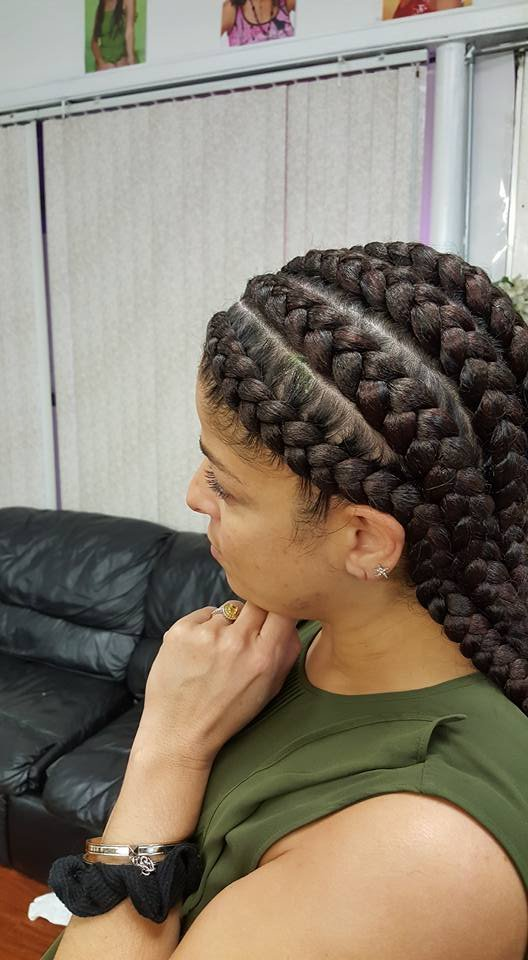 Style By Moyee Professional African Hair Braiding Weaving Yelp