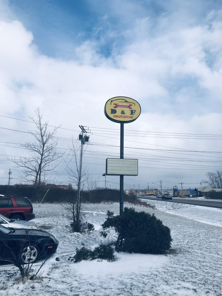 D & F Complete Auto Care: 4007 Vineyard Dr, Dunkirk, NY