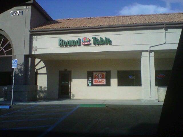 Round Table Corona Ca.Round Table Pizza Closed Pizza 2771 Green River Rd Corona Ca