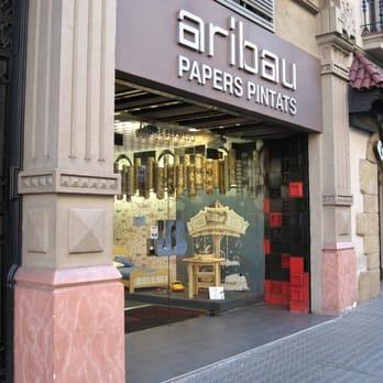 Papeles pintados aribau hogar y jard n carrer d 39 aribau - Papeles pintados aribau ...