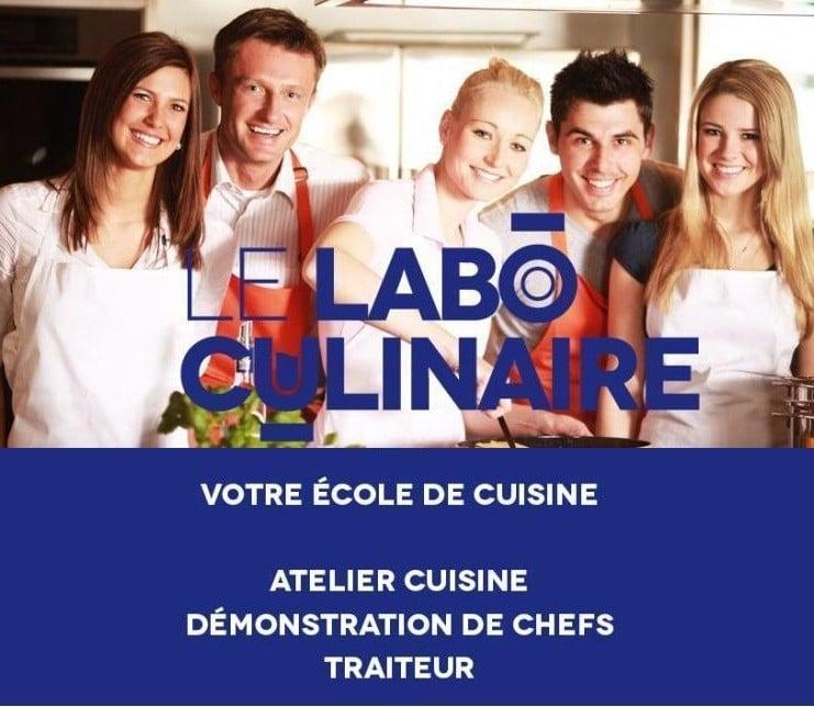le labo culinaire laboculinaire.com école cours atelier cuisine ... - Ecole Cuisine Paris