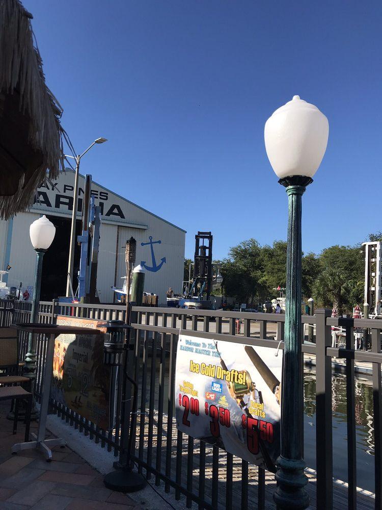 Harbor Master Tiki Grille: 4999 Harbor Lights Dr, Saint Petersburg, FL