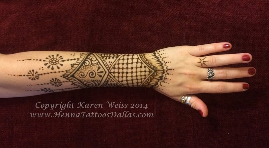 Henna Sleeve Yelp