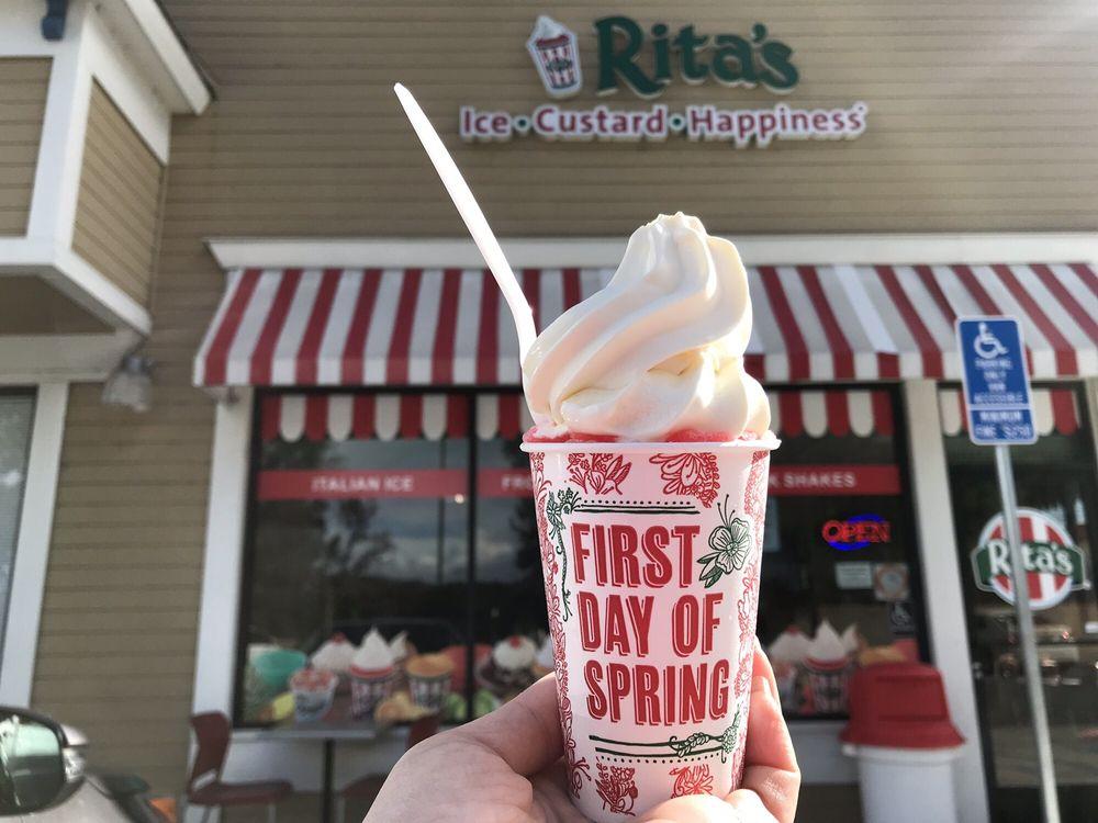 Rita's of Brea: 649 Imperial Hwy, Brea, CA