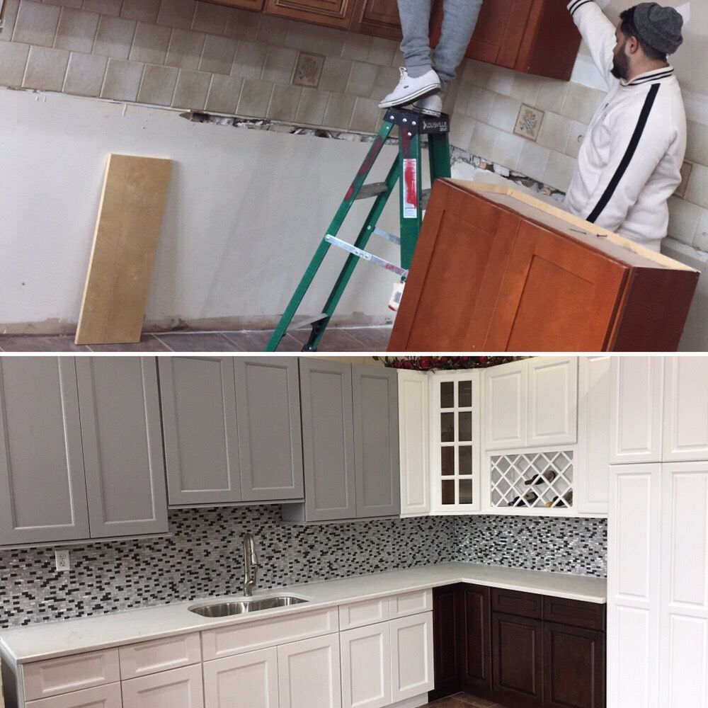 Kitchen cabinets in the bronx ny - Ace Cabinets Appliances Cabinetry 4144 Park Ave East Tremont Bronx Ny Phone Number Yelp