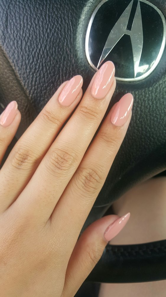Gel color, D12 Jovial. Done by John :) - Yelp