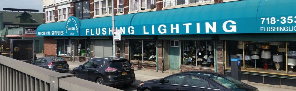 Flushing Lighting