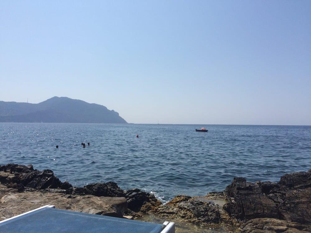 Bagni Blue Marlin Nervi : Bagni sillo beaches via capo pino sori genova italy yelp