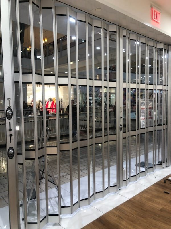 ROLL UP GATE SPRINGS New York
