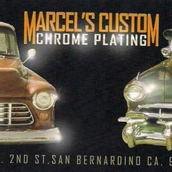 Marcel's Chrome Plating - Auto Customization - 939 W 2nd St, San