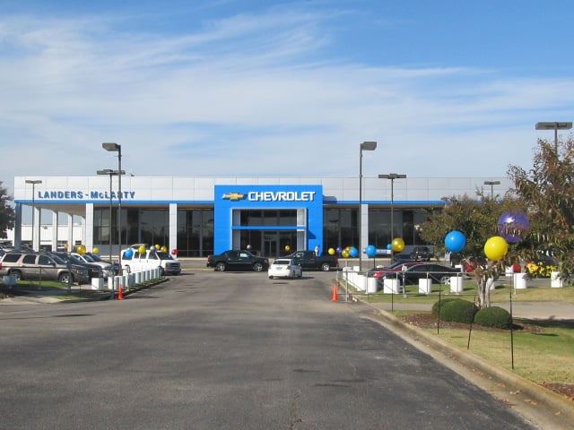 landers mclarty chevrolet car dealers 4930 university dr. Cars Review. Best American Auto & Cars Review