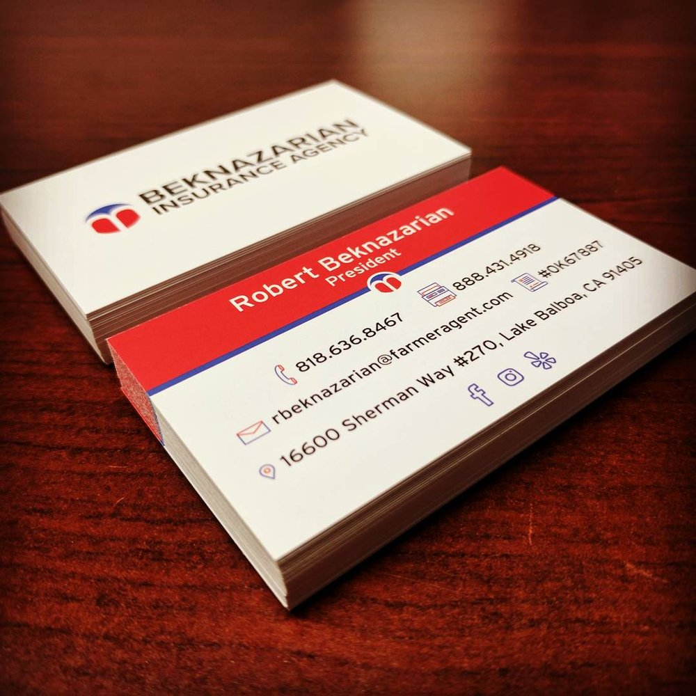 Farmers Insurance - Robert Beknazarian   16600 Sherman Way, Ste 270, Lake Balboa, CA, 91406   +1 (818) 636-8467