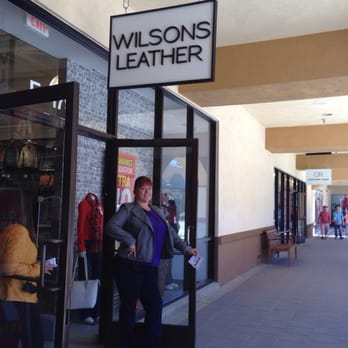 Wilsons Leather is a leading specialty retailer of quality accessories and outerwear. The Wilsons Leather stores offer a variety of designer in-season brands as well as special purchases and clearance items for both men and women.