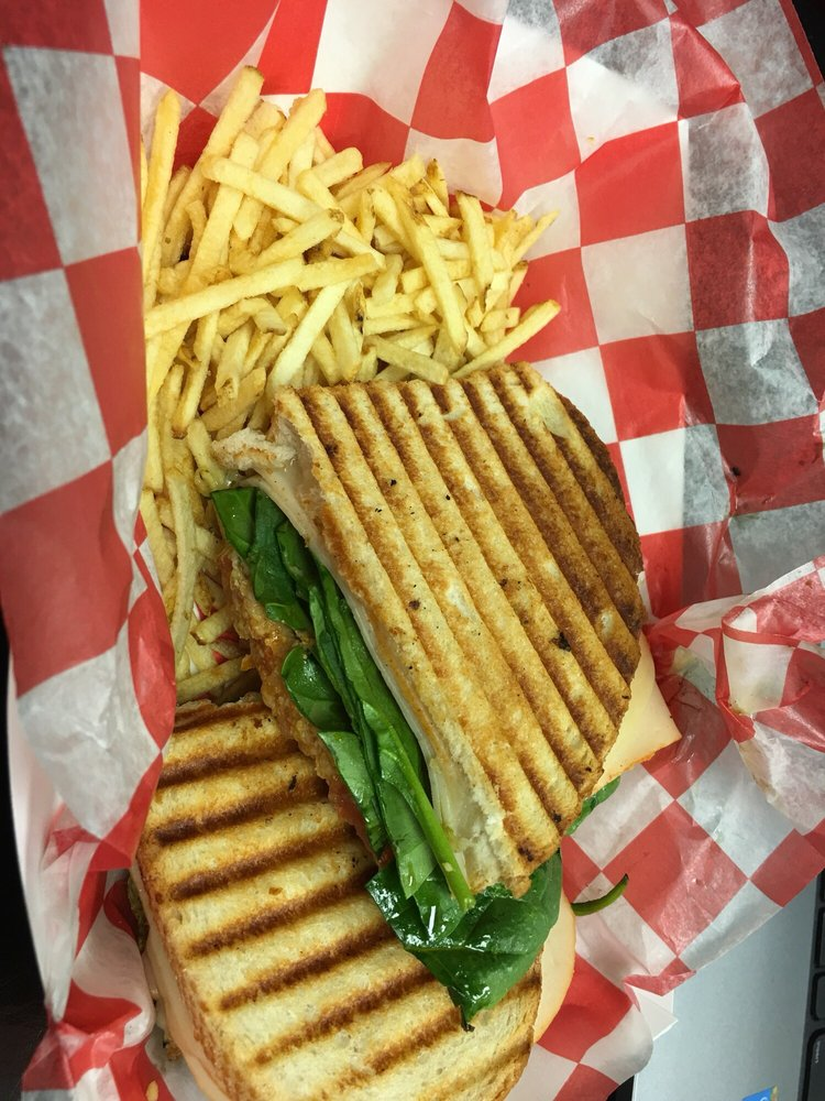 Bikini Panini: Richmond, VA